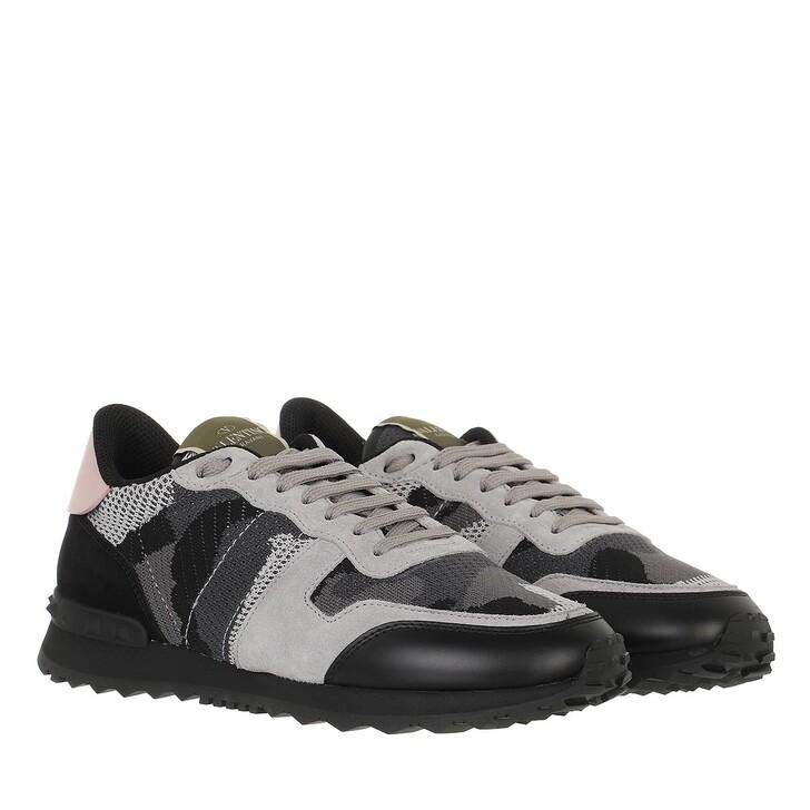shoes, Valentino Garavani, Sneakers Grey