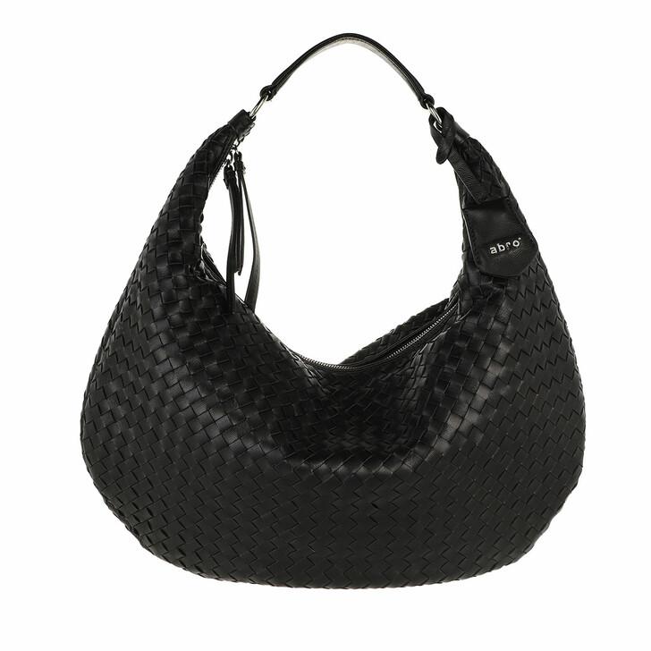 bags, Abro, Bucket NANA  Black/Nickel