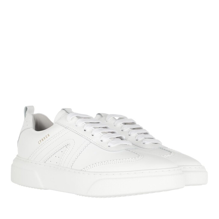 Schuh, Copenhagen, Sneakers Vitello White