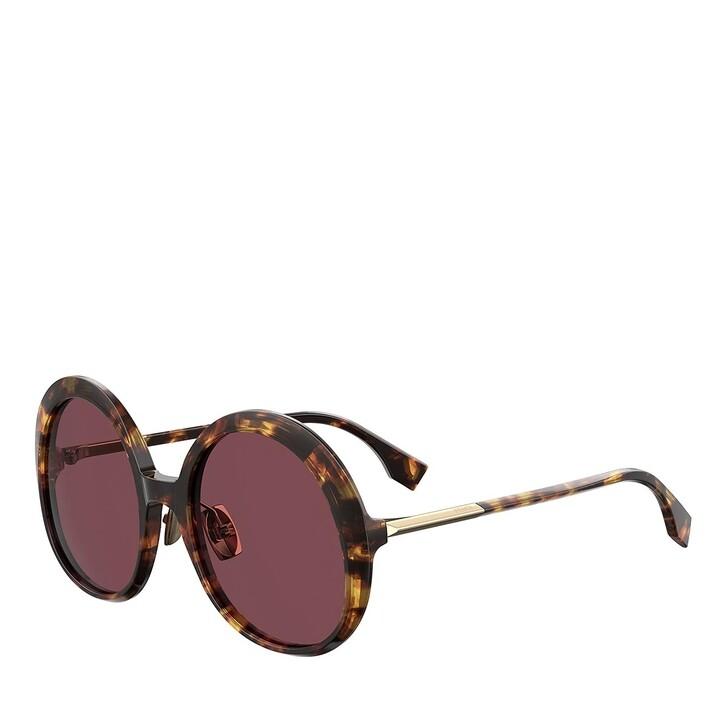 sunglasses, Fendi, FF 0430/S HAVANA