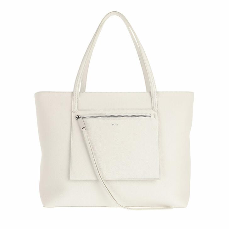 Handtasche, Boss, Carrie Shopper  Open White