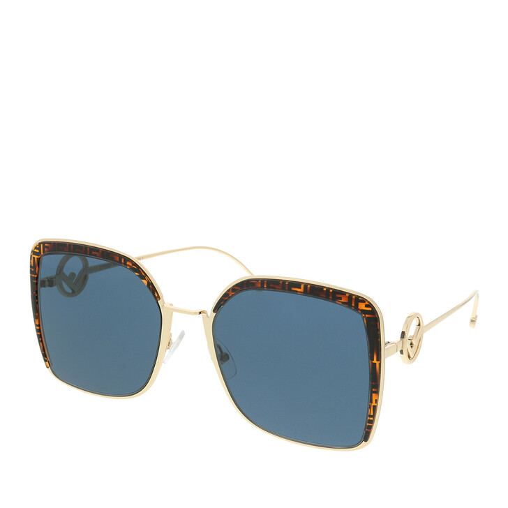 Sonnenbrille, Fendi, FF 0294/S Gold