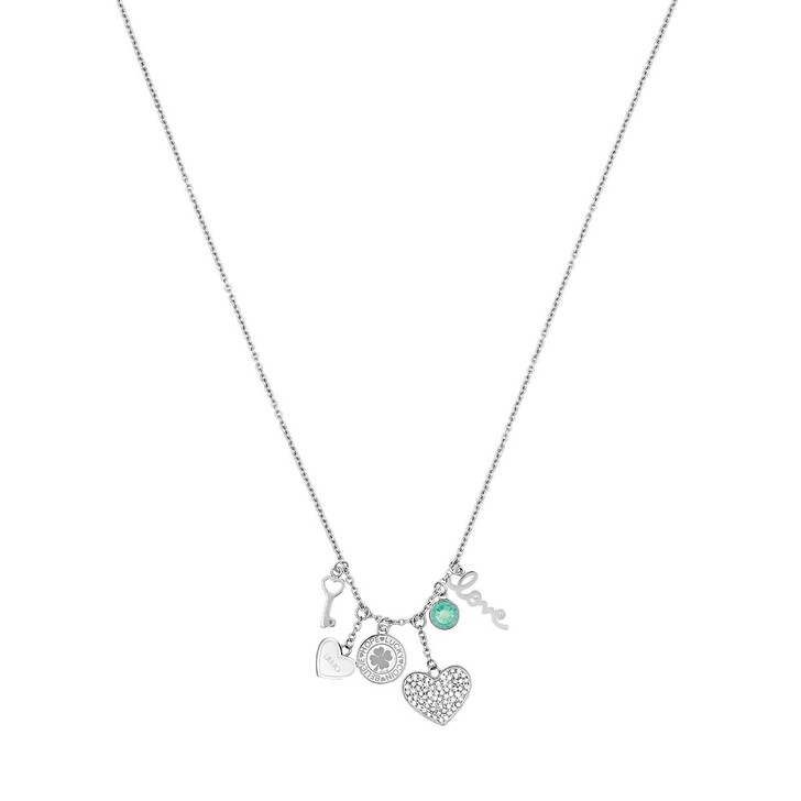 Kette, LIU JO, LJ1418 Stainless steel Necklace Silver