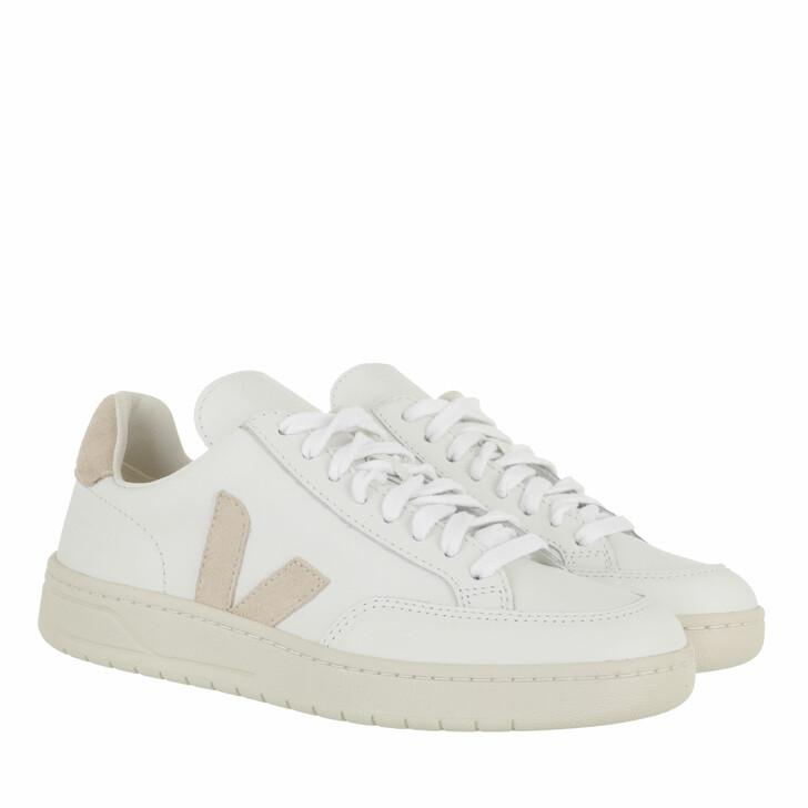 shoes, Veja, V-12 Leather  Extra-White Sable