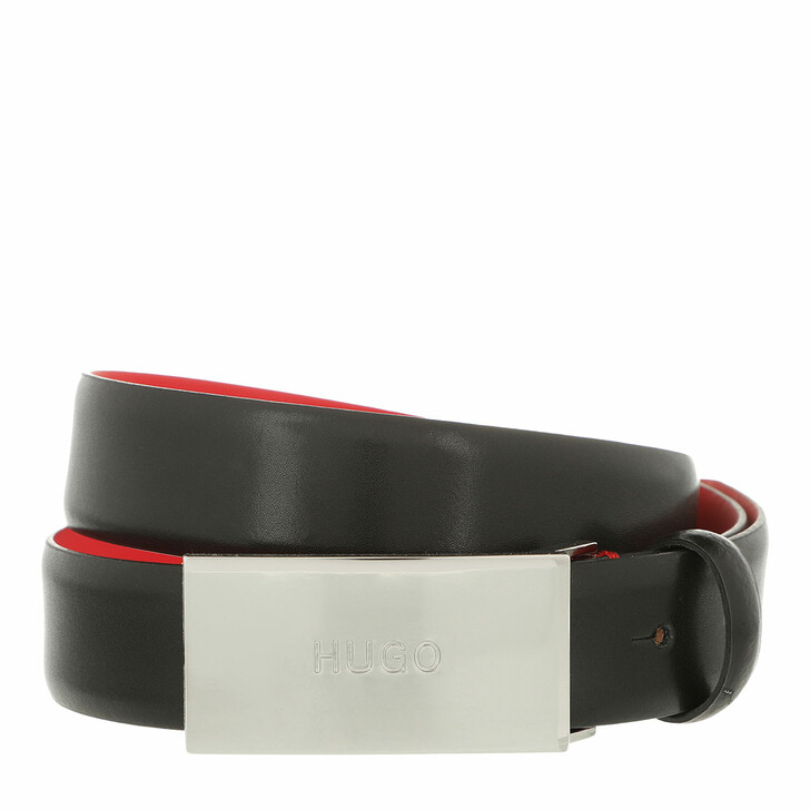 Gürtel, Hugo, Baldwin Belt Black