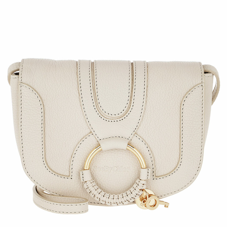 Handtasche, See By Chloé, Hana Mini Crossbody Bag Cement Beige