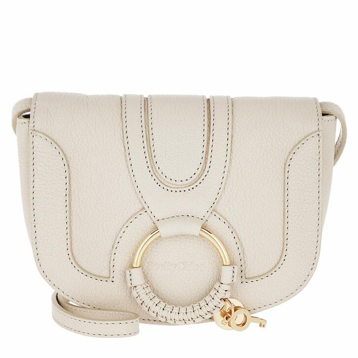 bags, See By Chloé, Hana Mini Crossbody Bag Cement Beige