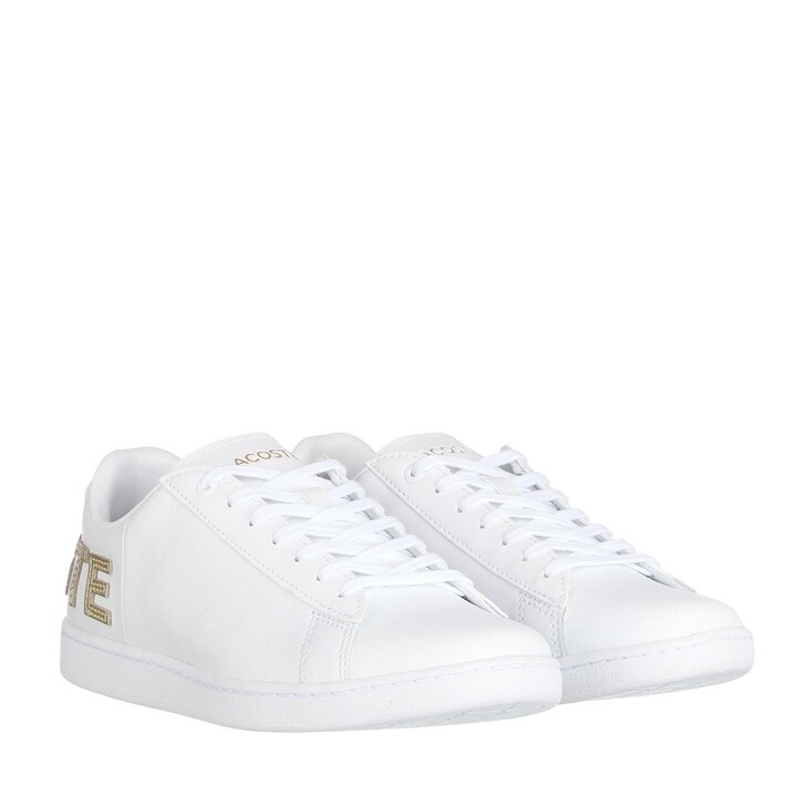 Schuh, Lacoste, Carnaby Evo White