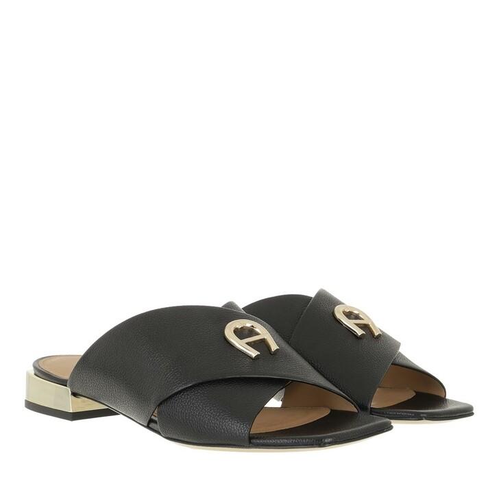 Schuh, AIGNER, Fashion Saskia Ii 4A Black