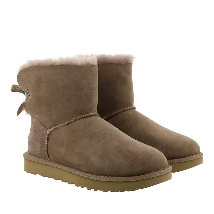Schuh, UGG, Mini Bailey Bow Boot Caribou