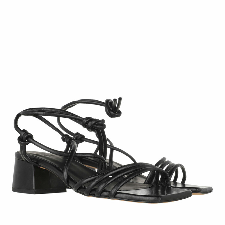 Schuh, Toral, Sandals Nappa Black