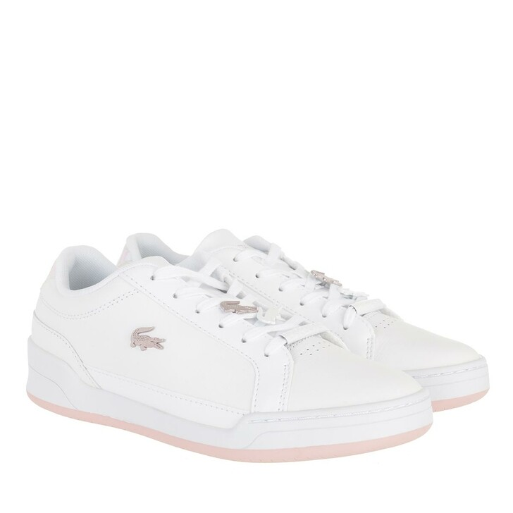 Schuh, Lacoste, Challenge Sneaker White Light Pink