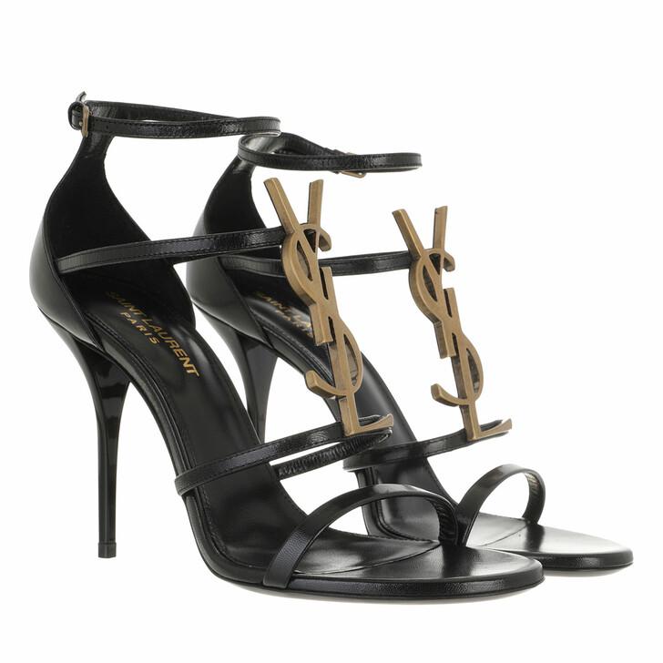 shoes, Saint Laurent, Cassandra Pumps Leather Black