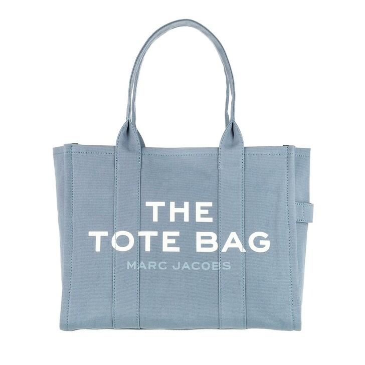 Handtasche, Marc Jacobs, The Traveler Tote Bag Blue Shadow