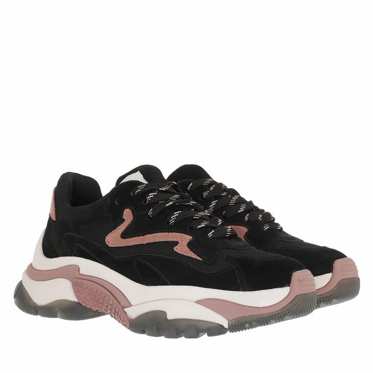 shoes, Ash, Addict                                             Nubuck Black Pinkwood