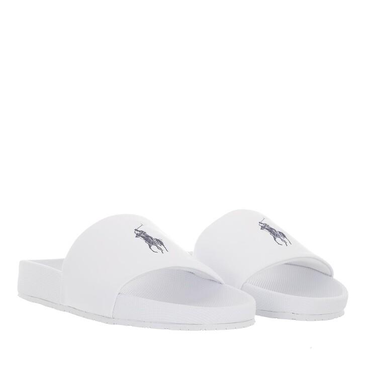 Schuh, Polo Ralph Lauren, Cayson Sandals Casual White/Navy