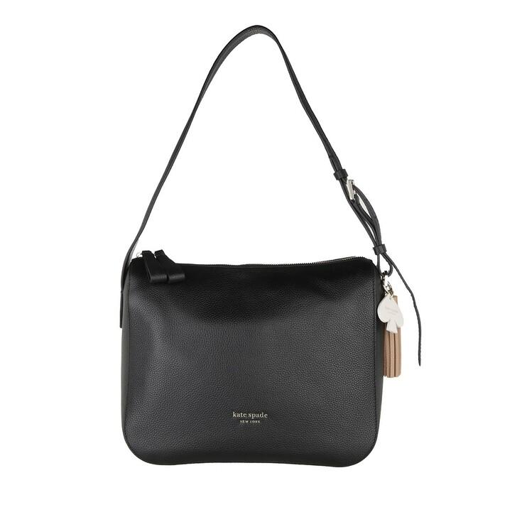Handtasche, Kate Spade New York, Medium Shoulder Bag  Black