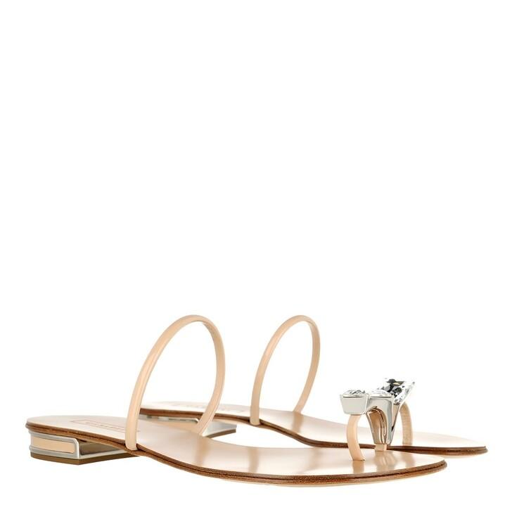 shoes, Casadei, INFRADITO TIFF+SOR.NIK/C NAKED