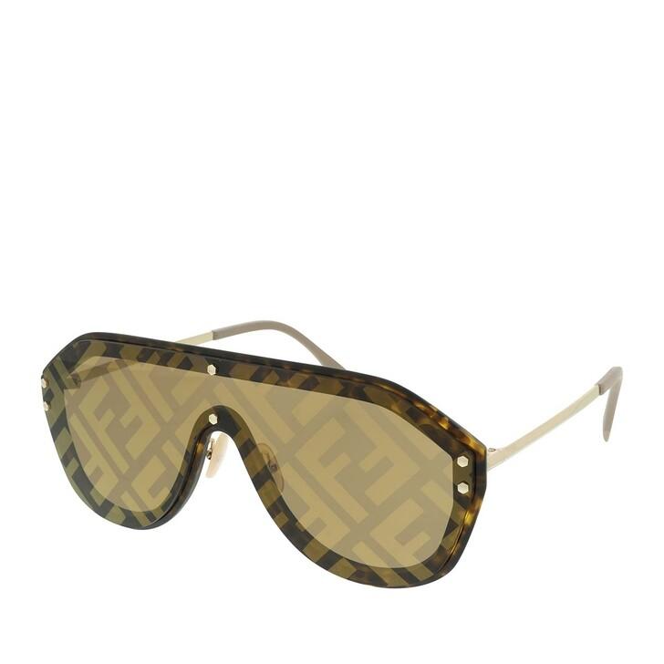 Sonnenbrille, Fendi, FF M0039/G/S Havana Beige