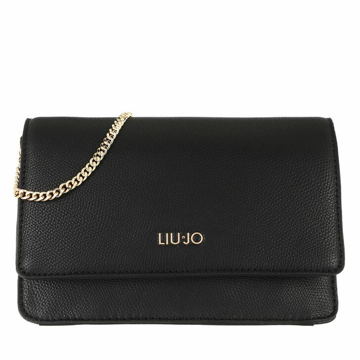 belt_bags, LIU JO, Belt Bag Nero