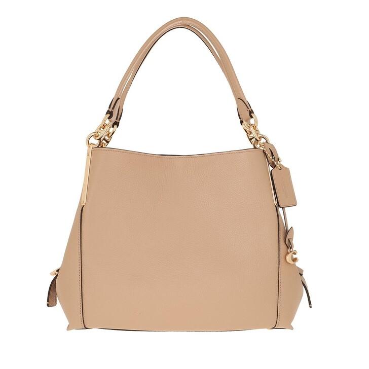 Handtasche, Coach, Shoulder Bag Beechwood