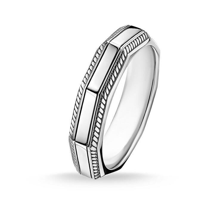 Ring, Thomas Sabo, Ring Square Silver