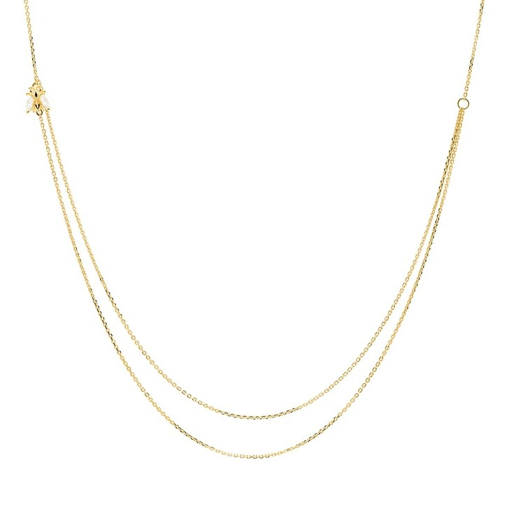 Kette, PDPAOLA, Necklace BREEZE Yellow Gold