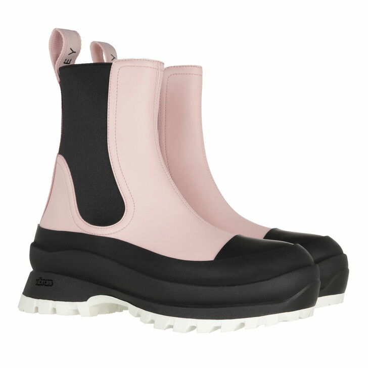 shoes, Stella McCartney, Trace Chelsea Boots  Pale Pink