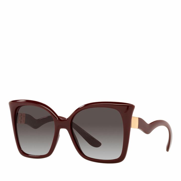 sunglasses, Dolce&Gabbana, Woman Sunglasses 0DG6168 Bordeaux
