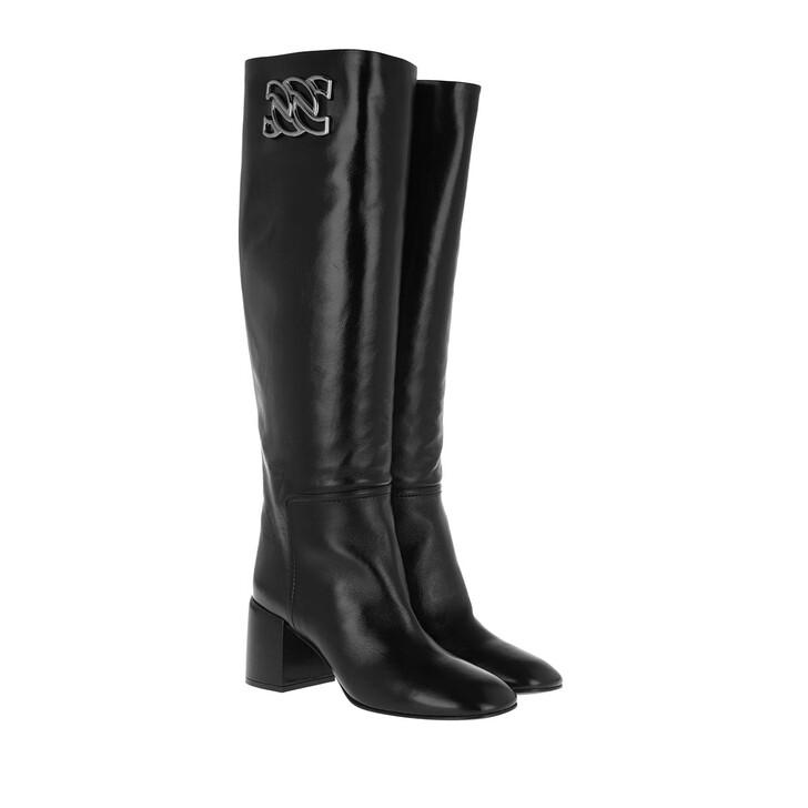 shoes, Casadei, Stivale 8Sen Boots Black