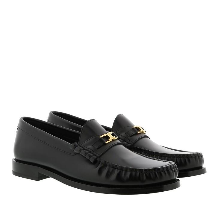 Schuh, Celine, Luco Triomphe Loafer Calf Black