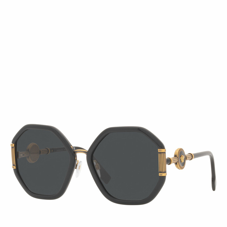sunglasses, Versace, Woman Sunglasses 0VE4413 Black