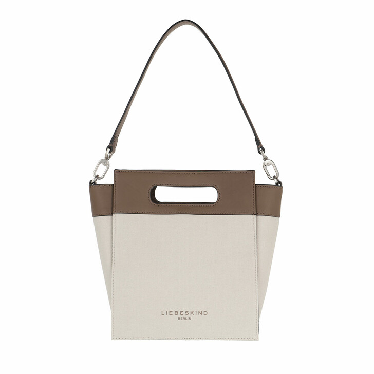 Handtasche, Liebeskind Berlin, Conny Tote Small Pale Moon