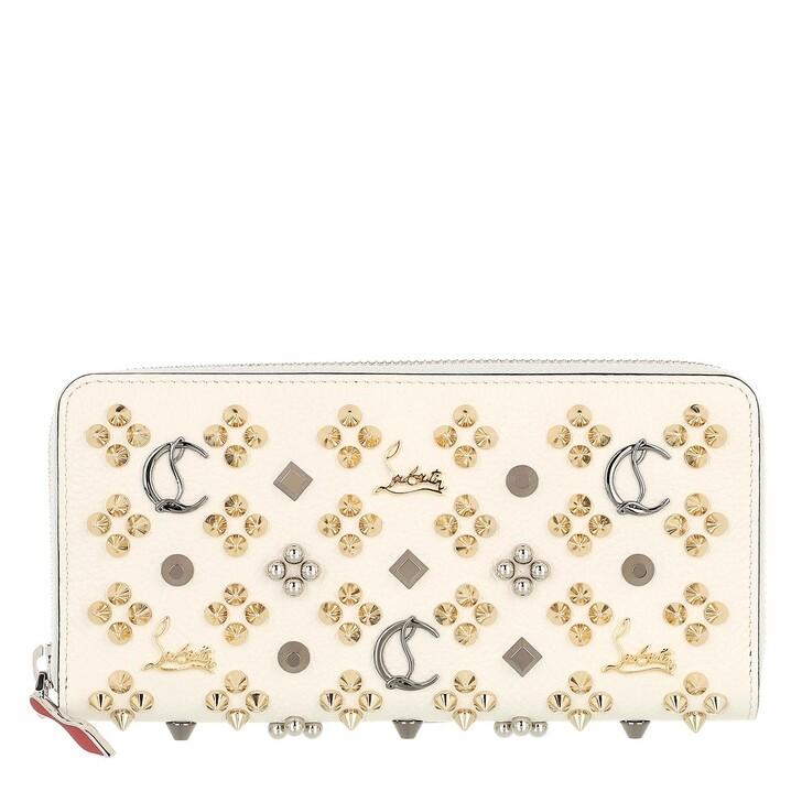 wallets, Christian Louboutin, Panettone Wallet Craie/Multi
