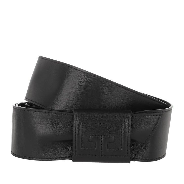 Gürtel, Givenchy, Wrap Belt Leather Black