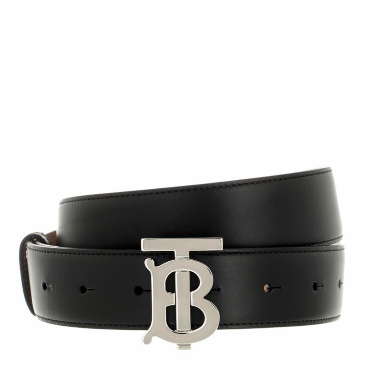 belts, Burberry, Belt Black Palladio