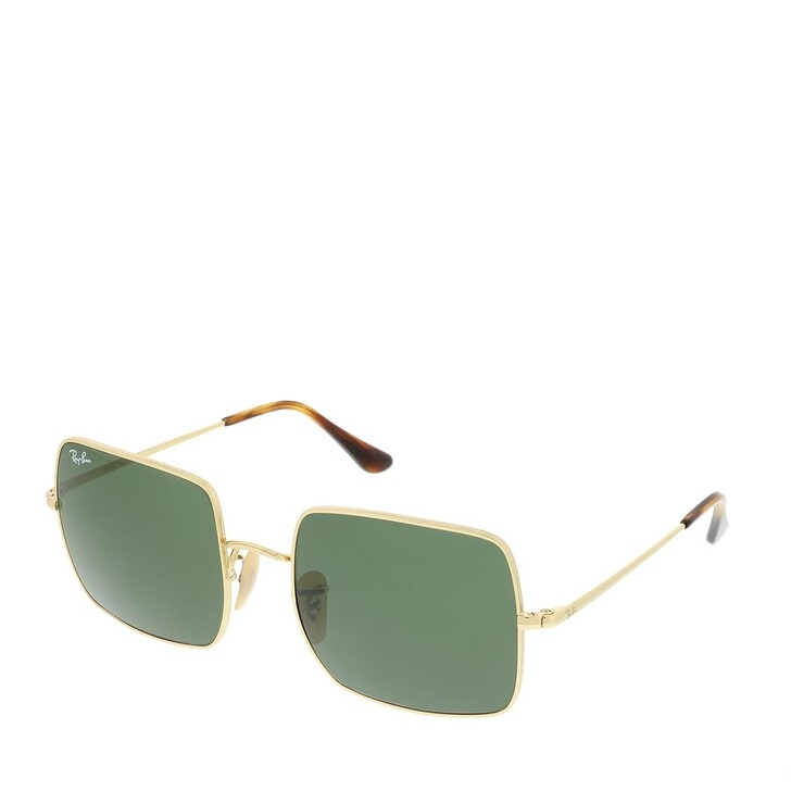Sonnenbrille, Ray-Ban, Square Gold