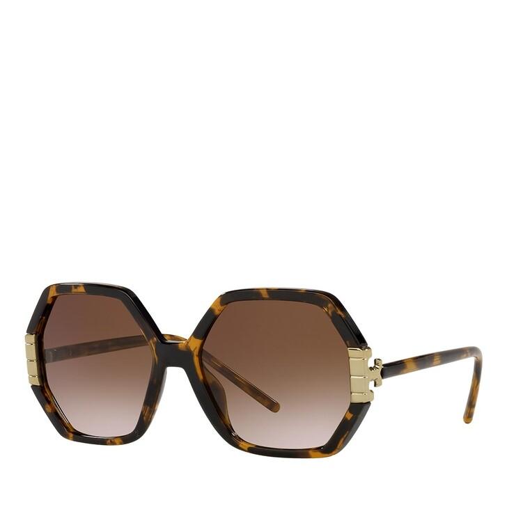 Sonnenbrille, Tory Burch, 0TY9062U DARK TORTOISE