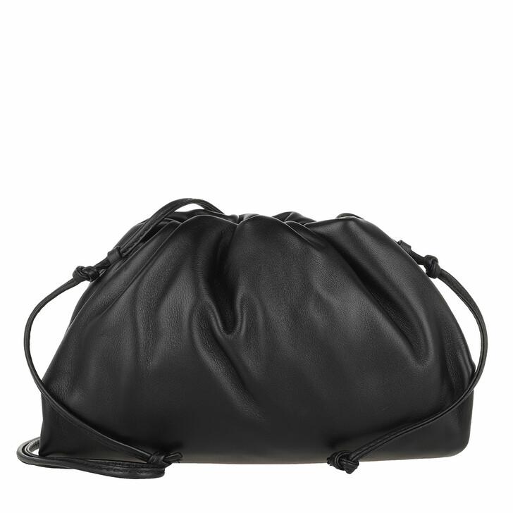 Handtasche, Bottega Veneta, The Mini Pouch Black