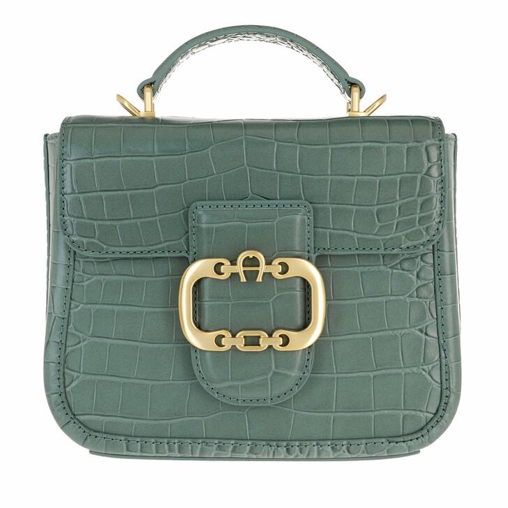 bags, AIGNER, Celia Handbag Dusty Green