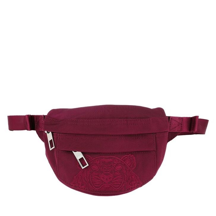 Gürteltasche, Kenzo, Belt bag Magenta