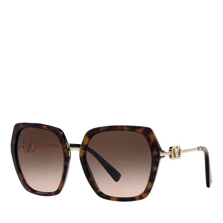 Sonnenbrille, Valentino, 0VA4081 HAVANA