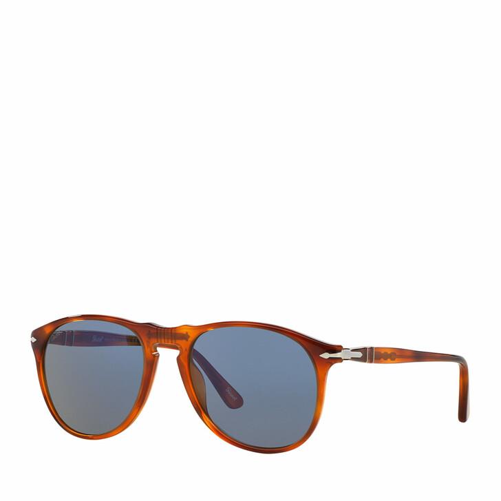 sunglasses, Persol, 0PO9649S TERRA DI SIENA