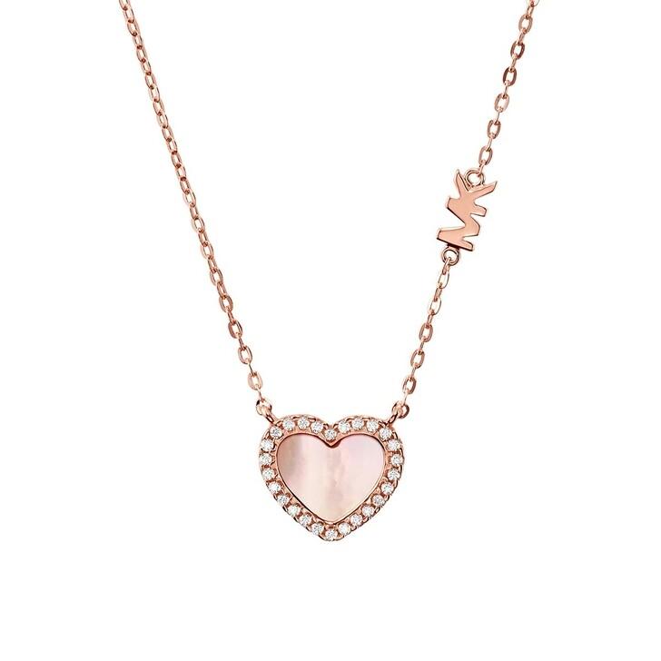 Kette, Michael Kors, Premium Necklace Rosègold