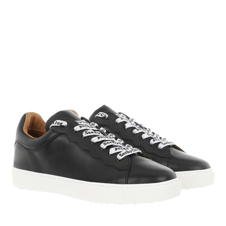 Schuh, See By Chloé, Essie Sneakers Leather Black