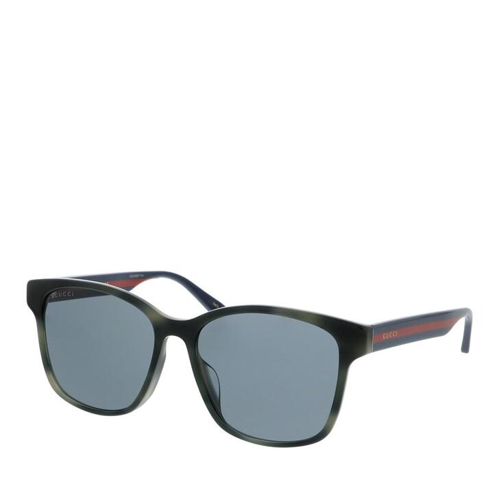Sonnenbrille, Gucci, GG0417SK-004 56 Sunglass UNISEX ACETATE HAVANA