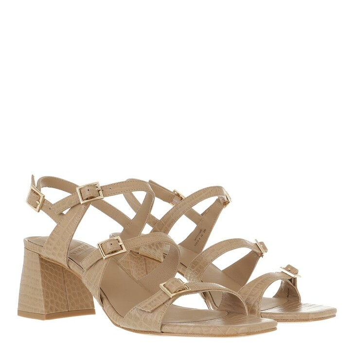 Schuh, What For, Emily Sandals  Earth Yellow