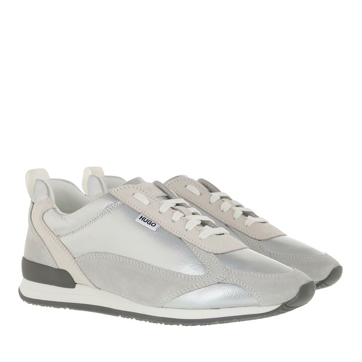 Schuh, Hugo, Jamie Lace Up Silver