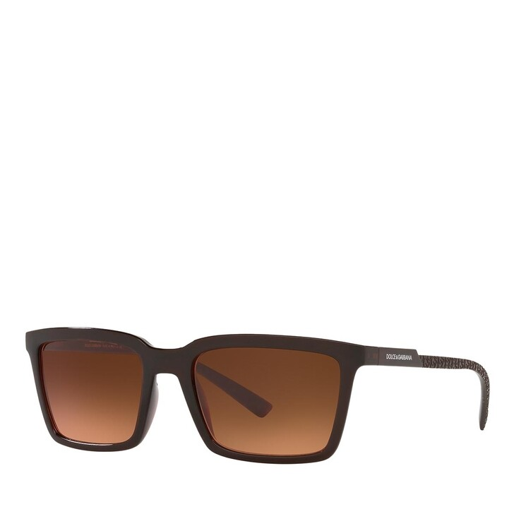 Sonnenbrille, Dolce&Gabbana, 0DG6151 TRANSPARENT TOBACCO