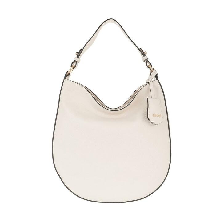 Handtasche, Abro, Shoulder Bag Ay Ivory